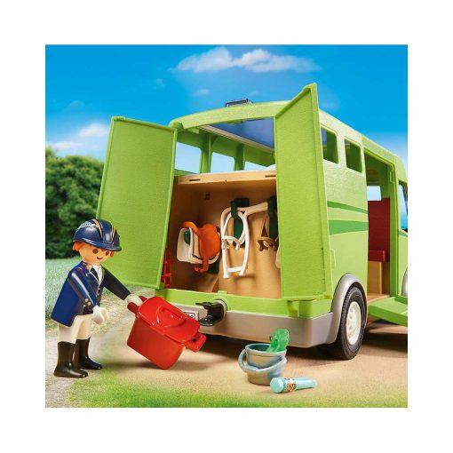 Playmobil hestetransport 6928 tilbehør