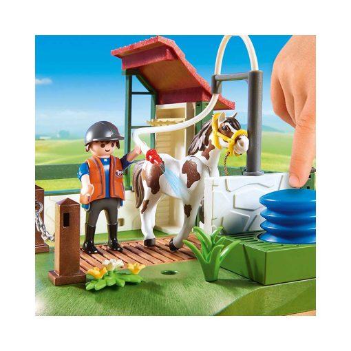 Playmobil hestevask 6629 pumpe