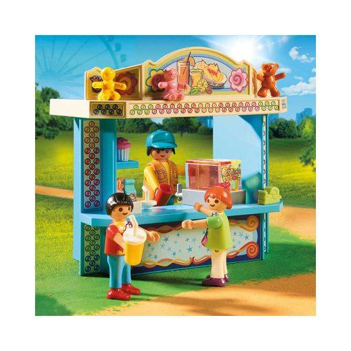 Playmobil tivoli forlystelsespark slikbod 70558