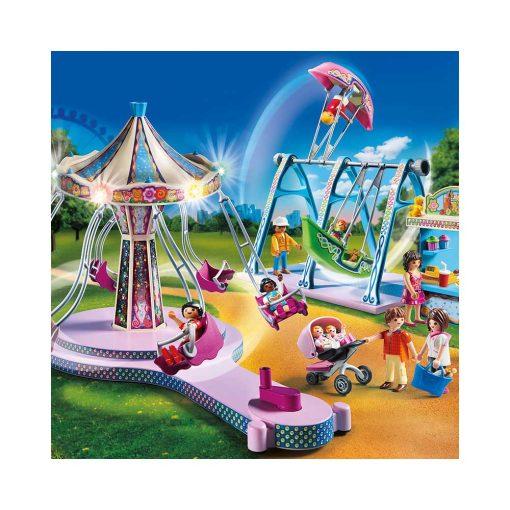 Playmobil tivoli karussel 70558