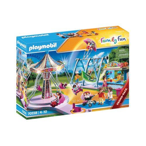 Playmobil tivoli forlystelsespark 70558
