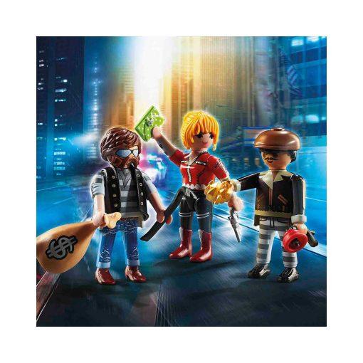 Playmobil tyve og røvere 70670 billede
