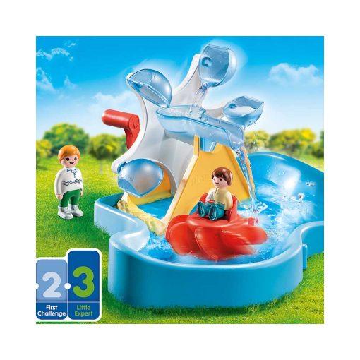 Playmobil vandhjul med karussel 70268 billede