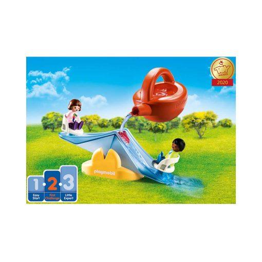 Playmobil vandvippe med vandkande 70269 billede