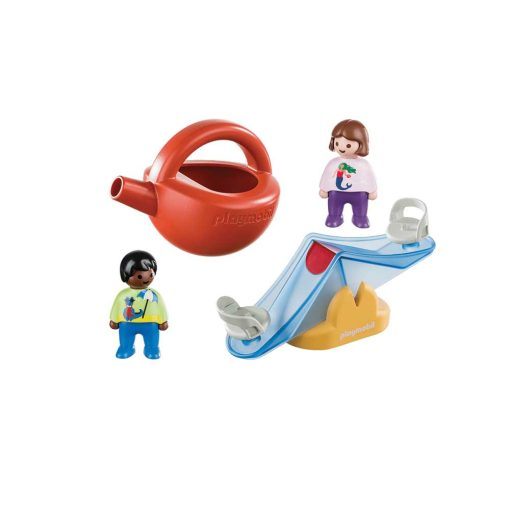 Playmobil vandvippe med vandkande 70269 indhold