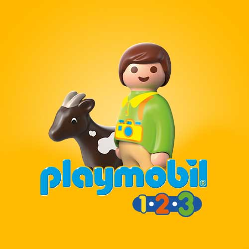 Playmobil 1-2-3 legetøj