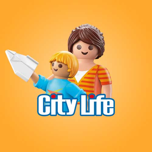 Playmobil city life legetøj