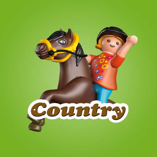 Playmobil country legetøj