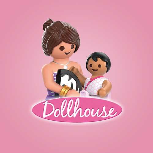 Playmobil dukkehus legetøj
