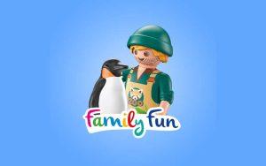 Playmobil Family Fun legetoej