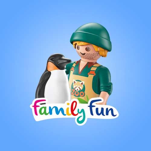 Playmobil Family Fun legetøj