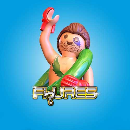 Playmobil figurer legetøj