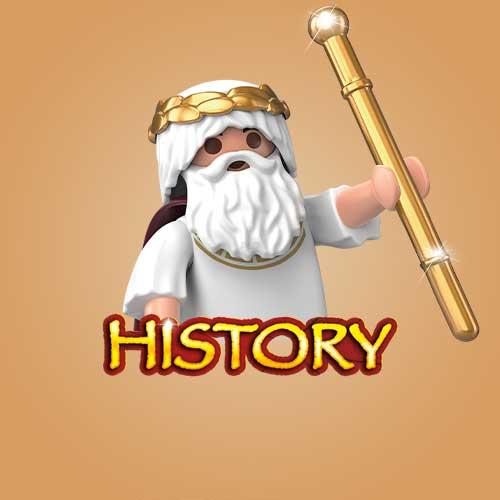 Playmobil history legetøj