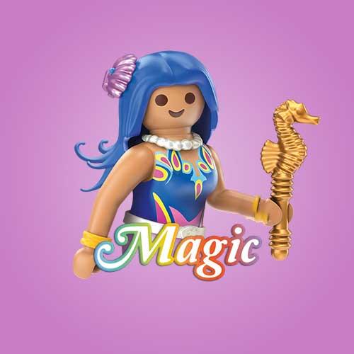 Playmobil magic legetøj