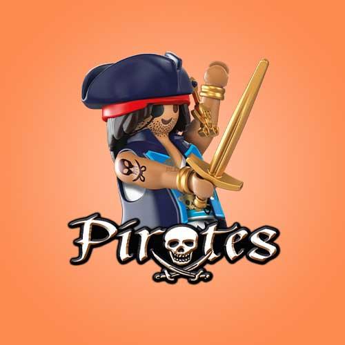 Playmobil piratera