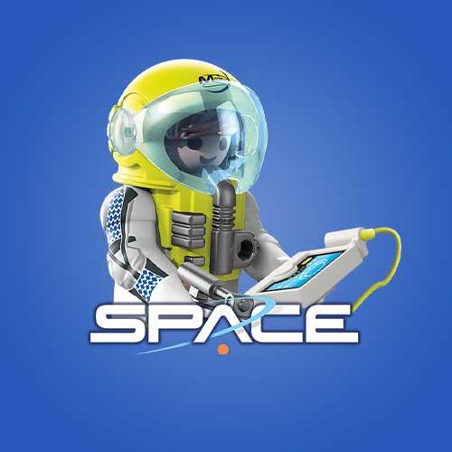Playmobil Space legetøj