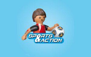 Playmobil Sport og action legetoej aflang