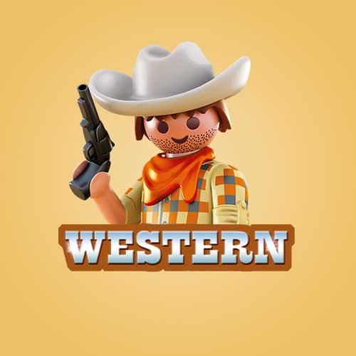Playmobil western legetøj