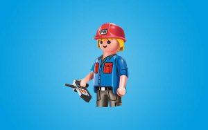 Playmobil restpartier