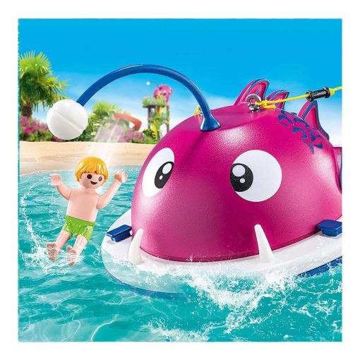 Playmobil klatre svømmeø 70613 vandleg