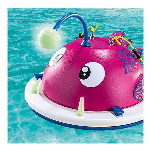 Playmobil klatre svømmeø 70613 lyser