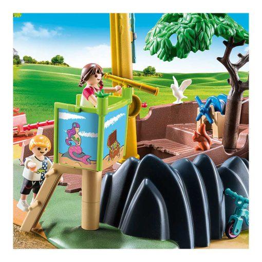 Playmobil legeplads med skibsvrag 70741 tårn